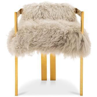 MOD SHOP Kingping Mongolian Dining Chair